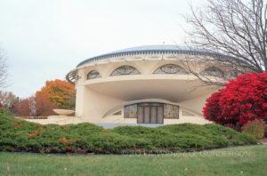 Frank Lloyd Wright church Wisconsin